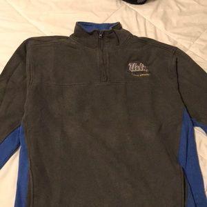 Vintage UCLA Quarterzip